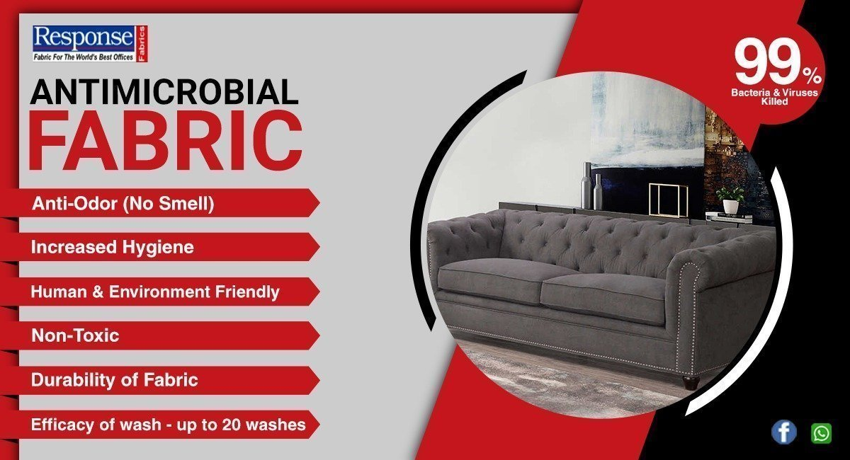 Antimicrobial fabric manufacturer