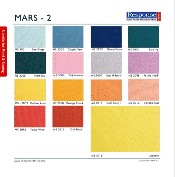 Mars-fabric-range