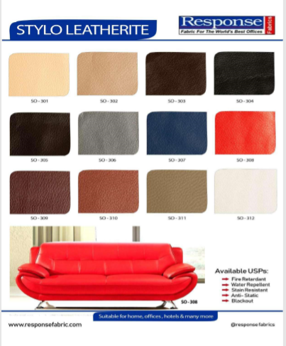 Stylo artificial leather