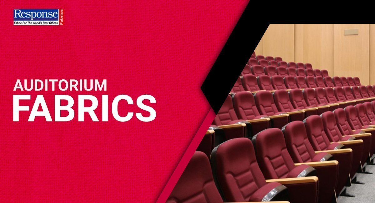auditorium fabric manufacturers in India