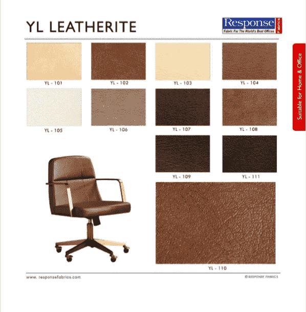 Yl leatherite fabric