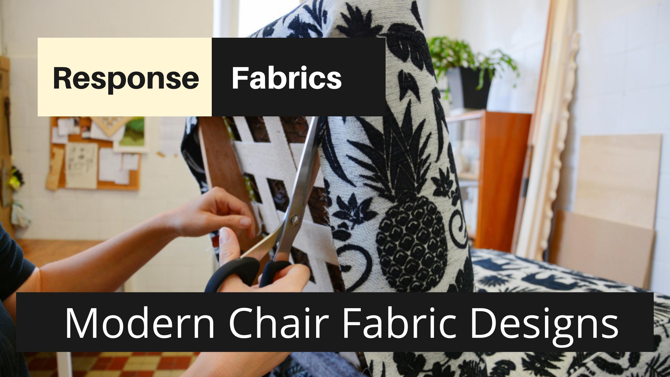 Modern Chair Fabric manufacturer