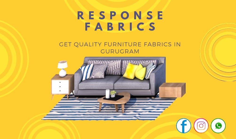 Furniture fabric manufacturer in Gurgaon